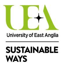 SustainableUEA logo