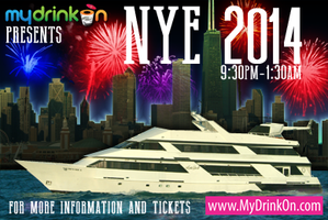 NYE 2014 Yacht Party- Chicago