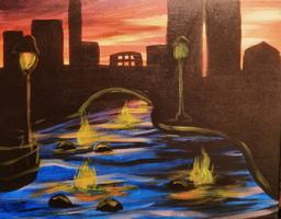 Paint & Vino Night to benefit Empower Spinal Cord...