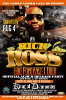 RICK ROSS ALBUM RELEASE PARTY