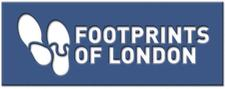 David Brown, Footprints of London logo