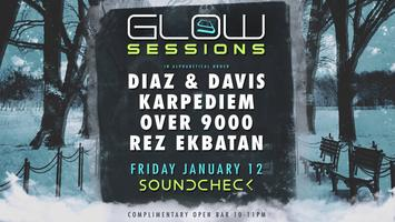 Glow Presents - Glow Sessions | 1hr Open Bar