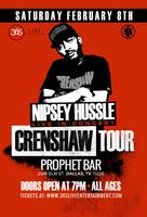 NIPSEY HUSSLE : LIVE IN DALLAS, TX : AT PROPHET BAR :...