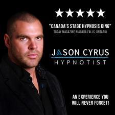 Hypnotist Jason Cyrus logo