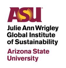 Julie Ann Wrigley Global Institute of Sustainability logo