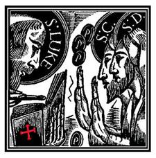 Catholic Medical Association of England and Wales (New Evangelisation Committee) logo