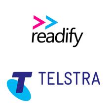Telstra/Readify- 2018 logo