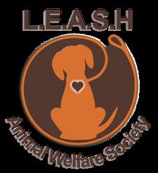 LEASH Animal Welfare Society logo
