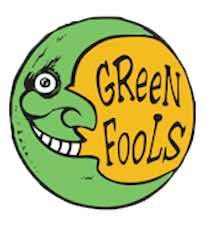 Green Fools Theatre logo
