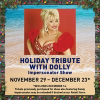 HOLIDAY TRIBUTE with Dolly • Impersonators Show