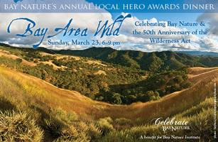 Bay Nature Local Heroes Annual Awards Dinner 2014