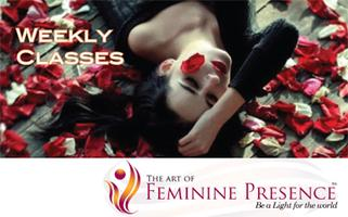 Art of Feminine Presence series 1