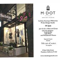 M DOT Sailubju Boutique Launch