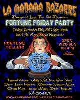 La Madama Bazarre's Friday the 13th Gallery Party!!!