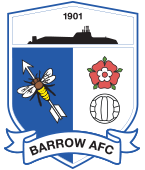 Barrow AFC Performance Centre logo