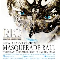 New Years Masquerade Ball at RIO