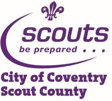The Scout Association -City of CoventryScout County Development Team     logo