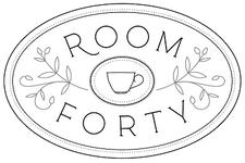 Room Forty Afternoon Tea logo