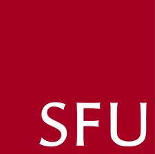SFU Sustainability logo