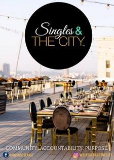 Singles & The City Worldwide logo