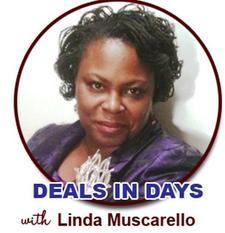Linda Muscarello, Queen of Foreclosure logo