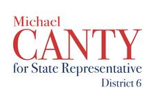 Canty for Ohio logo