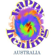 Happy Healing - Australia logo