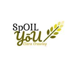 SpOIL YōU by Ciara Crawley logo