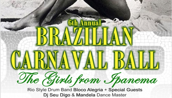 "6th Annual Brazilian Carnaval Ball PDX: ""Girls from..."