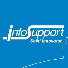 Info Support- 2018 logo