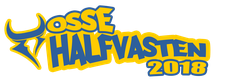 Osse Halfvastenfeesten logo