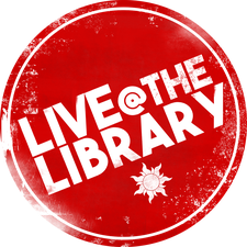 Live at the Library logo