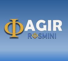 AGIR - Associazione Genitori Istituto Rosmini logo