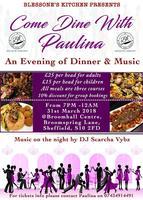 Come Dine with Paulina