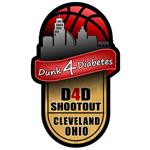 Dunk4Diabetes Shootout logo