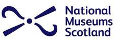 National Museums Scotland, National & International Partnerships logo