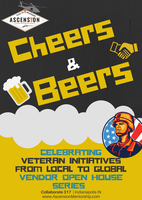 Cheers and Beers Vendor Open House Series [Celebrating...