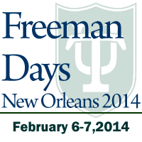 Freeman Days New Orleans Alumni/Student Networking...