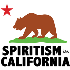 The California Spiritist Association logo