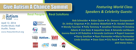Give Autism A Chance Summit 2014