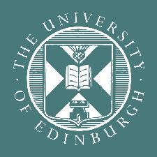 The Centre for Open Learning at the University of Edinburgh logo