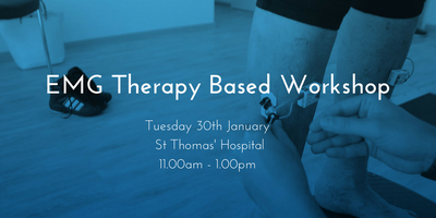 EMG Therapy Based Workshop - London