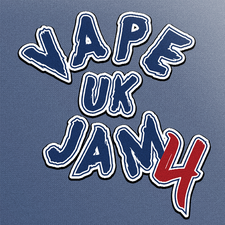 Vape Jam UK - Hosted By P-Vaper logo