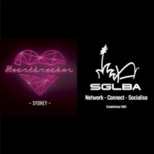 The SGLBA with Heartbreaker Sydney logo