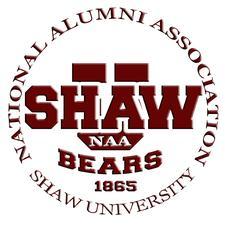 National Alumni Association of Shaw University logo