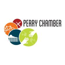 Perry Area Chamber of Commerce logo