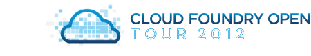 Cloud Foundry Open Tour, Bangalore - Morning Session