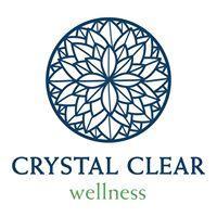 Crystal Clear Wellness  logo