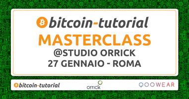 1ª Masterclass Bitcoin Tutorial - Roma