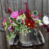 Floral Design Class w. Field & Vase